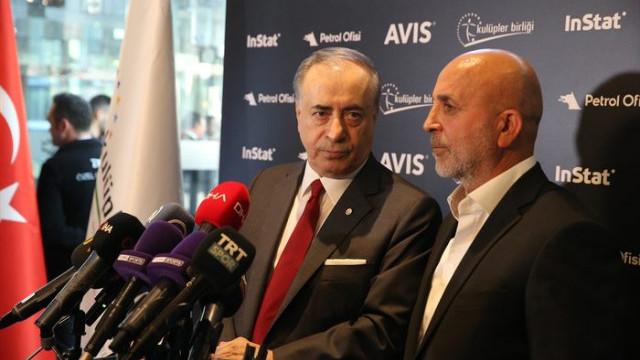Galatasaray Kulübü, Kulüpler Birliği Vakfı ile yeni sayfa açtı
