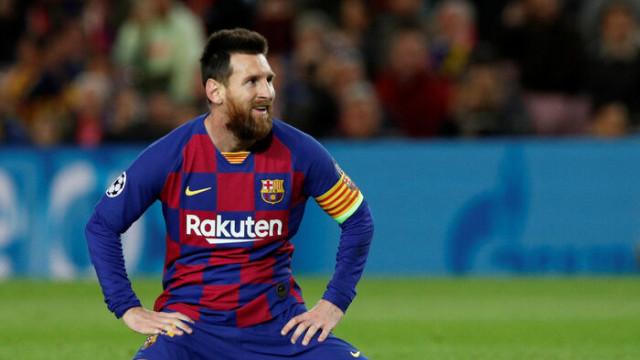 Devler Ligi'nde büyük sürpriz! Barcelona...
