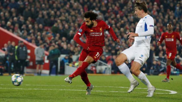 Liverpool 2-1 Genk (UEFA Şampiyonlar Ligi)