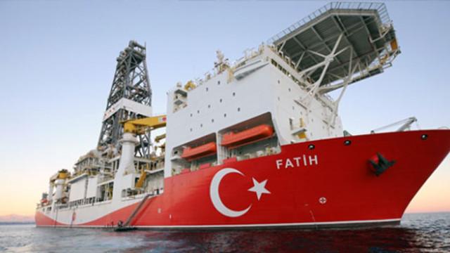 Türkiye KKTC'de sondaja başlıyor