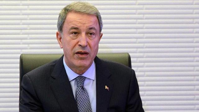 Milli Savunma Bakanı Hulusi Akar'dan ''Bağdadi'' açıklaması