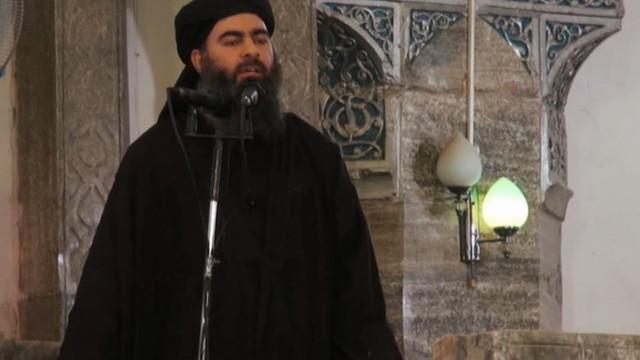 ''Bağdadi'nin bütün aile üyeleri gözaltına alındı''