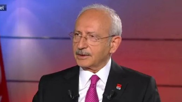 CHP lideri Kılıçdaroğlu: ''Bunun adı vatana ihanettir''