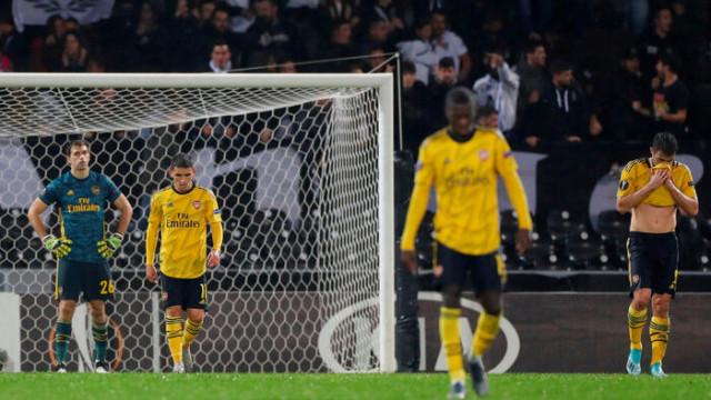 Arsenal 90+1'de yıkıldı!