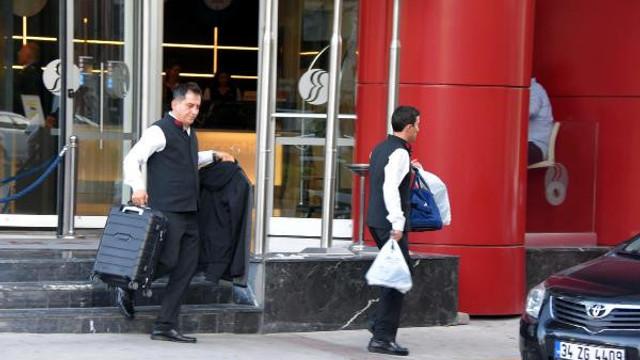 Otelde tahliye şoku ! 350 müşteri ve 107 personel vardı