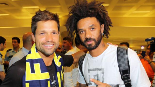 Eski Fenerbahçe futbolcu Baroni'den Galatasaray göndermesi