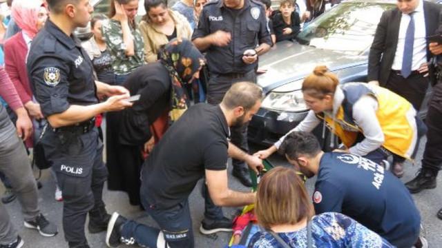 Avcılar ve Ataşehir'de 2 çocuğa araba çarptı
