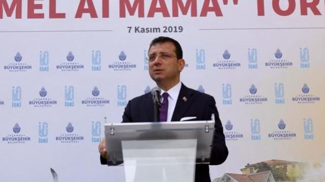 İmamoğlu, 1.5 milyar TL'lik projeyi iptal etti