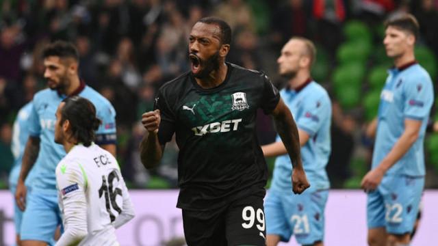 Fernandes Trabzon'un umutlarını tüketti!