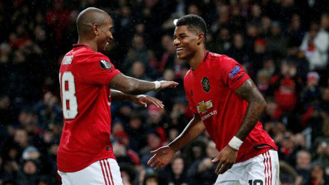 Manchester United 3 - 0 Partizan