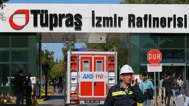 Tüpraş 155 milyon lira zarar açıkladı