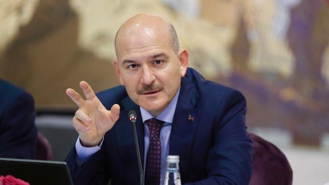 Bakan Soylu: DEAŞ'lıların iadesi pazartesi başlıyor