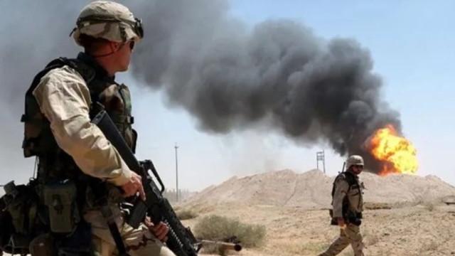 Irak'ta ABD askeri üssüne füze saldırısı !