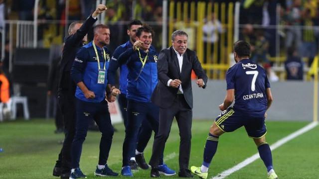 Fenerbahçe, Ozan Tufan ve Ersun Yanal'ın tartıştığı iddialarını yalanladı