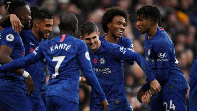 Chelsea 2 - 0 Crystal Palace (Premier Lig)
