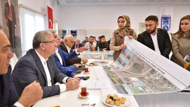 Başkent'in yeni çehresi için projeler hazır