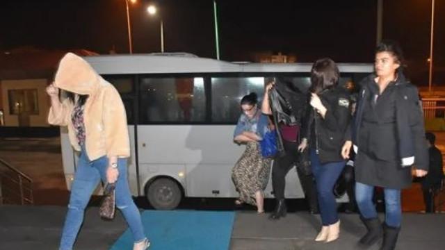 Kars'ta fuhuş operasyonu: 41 kişi gözaltında