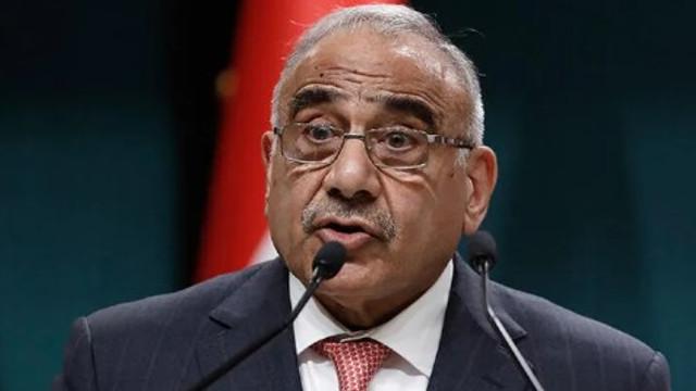 Irak Başbakanı'nın istifası kabul edildi