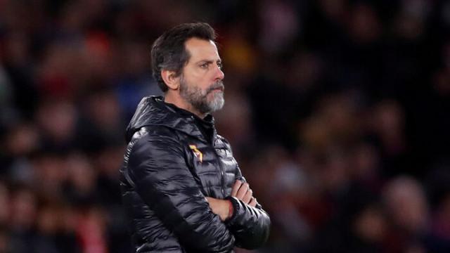 Watford'da Sanchez Flores ile yollar ayrıldı