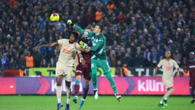 ÖZET | Trabzonspor 1-1 Galatasaray maç sonucu