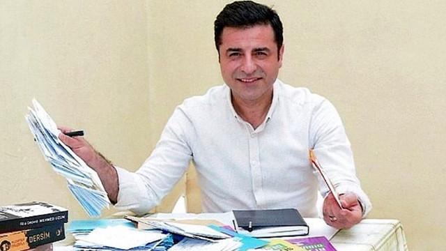 Demirtaş yeniden hastaneye kaldırıldı ! HDP'den açıklama