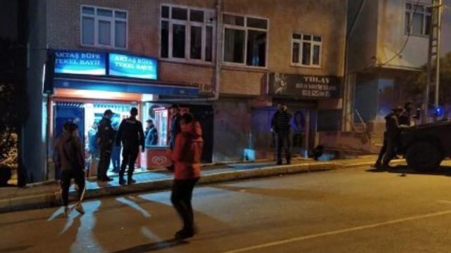 İstanbul'da silah sesleri ! Kurşun yağdırdılar