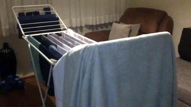 Çamaşırlarını evinde kurutanlara kritik uyarı!