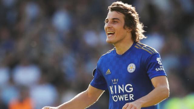 Çağlar Söyüncü, Leicester City ile sözleşme uzatıyor