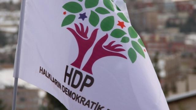 HDP'den kaç kişi tutuklandı ?