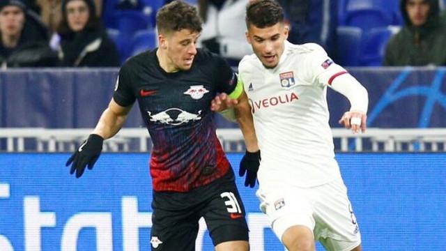Lyon 2-2 Leipzig UEFA Şampiyonlar Ligi (Maç sonucu)