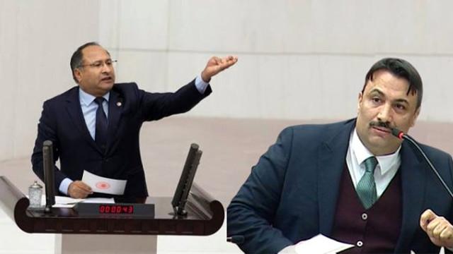 AK Parti ve CHP'nin Roman vekilleri karşı karşıya geldi