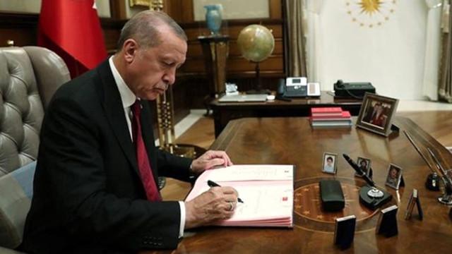 Erdoğan'dan yeni ''açılım'' genelgesi