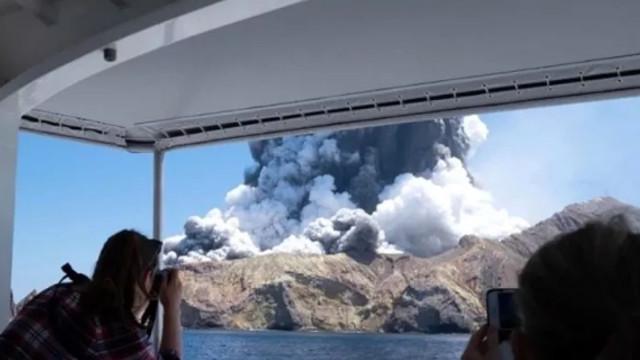 Yanardağ patlamasında ölü sayısı artıyor