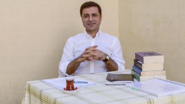 Selahattin Demirtaş'tan yeni açıklama: ''Çıldırdık resmen!''