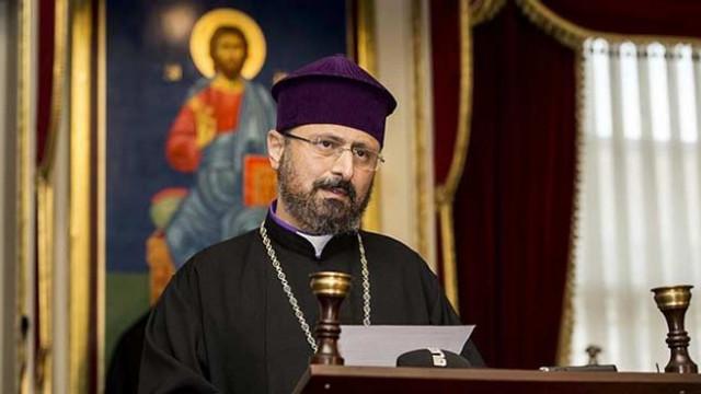 İstanbul Ermeni Patriği Sahak Maşalyan oldu