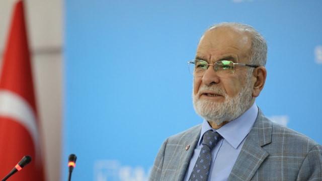 SP liderinden Kanal İstanbul çıkışı: Allah akıl fikir versin