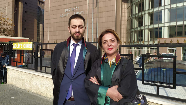 Oğlunu savunmak için hakimliği bırakıp avukat oldu