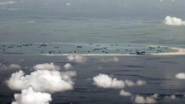 ABD savaş uçakları o bölgede tespit edildi
