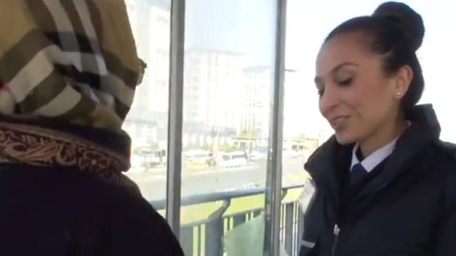 İmamoğlu açıkladı; Metrobüs kadınlara emanet!