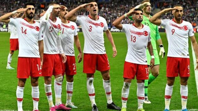 UEFA, asker selamı için kararını verdi