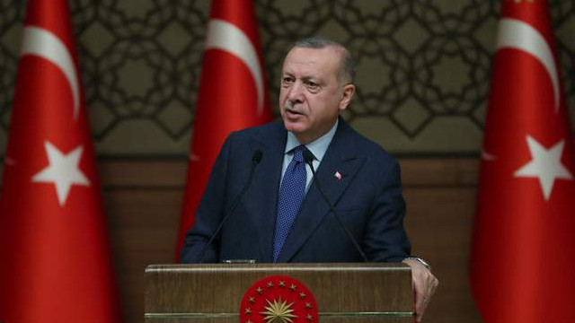 100 bin sosyal konut projesini Cumhurbaşkanı Erdoğan başlattı!