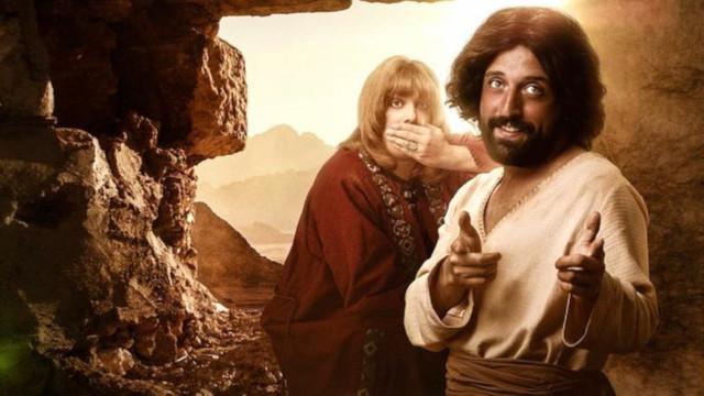Netflix'in Hz. İsa'yı eşcinsel gösteren dizi ortalığı karıştırdı