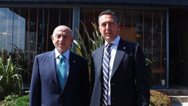 Mustafa Cengiz'den Nihat Özdemir-Ali Koç-Zekeriya Alp görüşmesine tepki