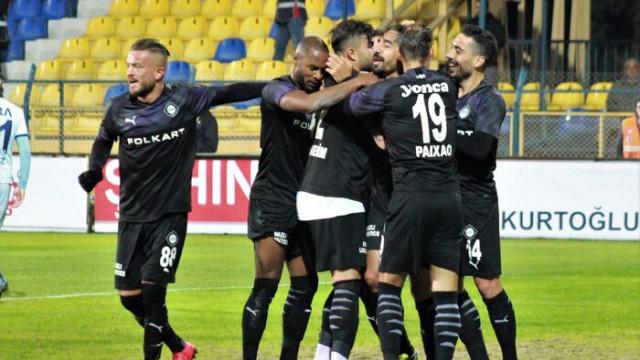 Altay-Adana Demirspor: 1-0 (TFF 1. Lig)