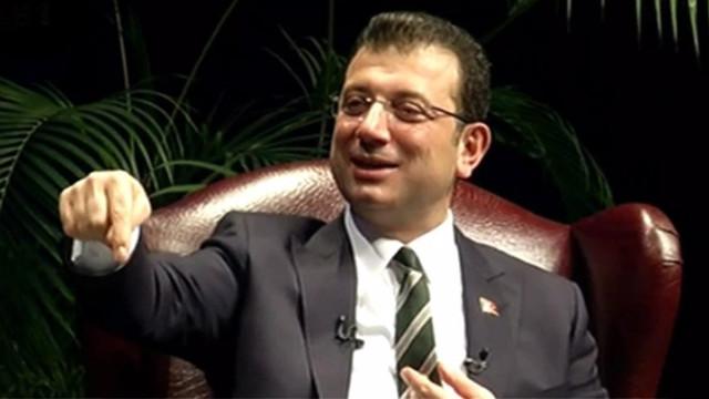İmamoğlu, Uğur Dündar ile canlı yayında açıkladı: ''Ya kanal ya İstanbul''