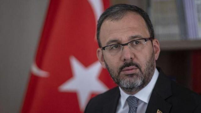 Bakan Kasapoğlu: UEFA'nın soruşturma kararı yok hükmündedir