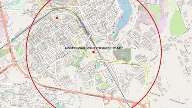 Avrupa'da bomba paniği ! Şehir boşaltıldı...