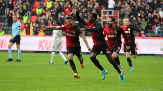 ÖZET | Gaziantep FK: 3 - Kayserispor: 0 maç sonucu