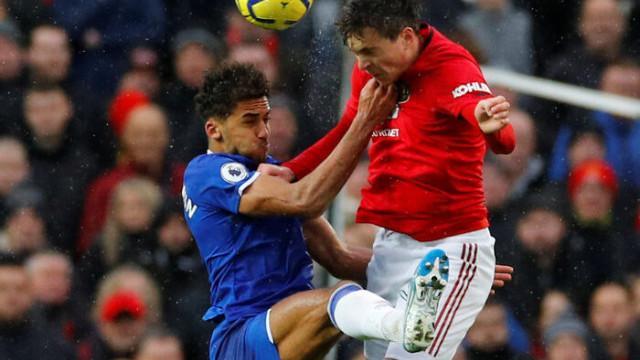 ÖZET   Manchester United 1-1 Everton maç sonucu
