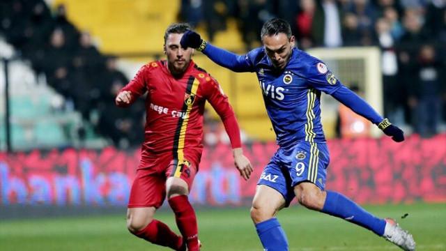 ÖZET | İstanbulspor-Fenerbahçe: 0-2